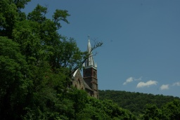 Old Catholic Church in Harper's Ferry